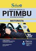 Apostila Concurso Pitimbu PB - Auxiliar Administrativo