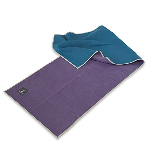 414Gh4nuqeL - The 7 Best Yoga Towels for Surviving Sweaty Practices