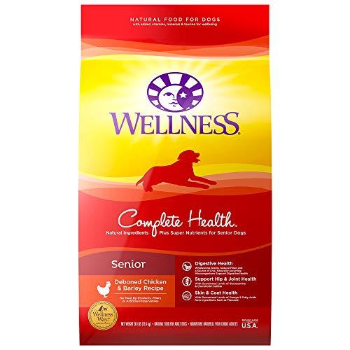 Wellness Natural Pet Food Super5Mix Dry Dog Food,...