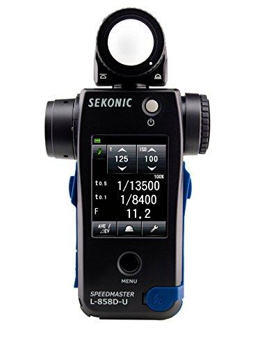 Sekonic L-858D-U SPEEDMASTER Light Meter