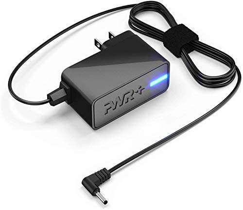 PWR+ UL Listed 12V Charger for Acer Aspire-Switch SW5-012 SW5-015 SW5-011; Acer-Iconia A100 A200 A210 A500 A501 W3 W3-810 ADP-18TB Extra Long 6.5 Ft AC Adapter Power Cord: !Check Compatibility Photo!