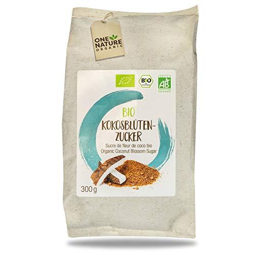 ONE NATURE organic BIO Kokosblüten Zucker, 6er Pack (6 x 200 g)