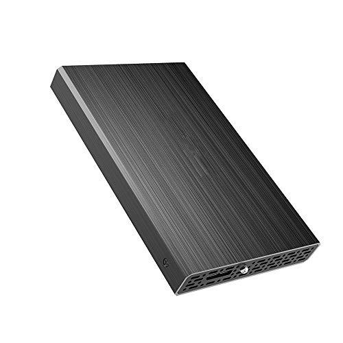 Hard Disk Esterno HAOAYOU Disco rigido esterno da 500 GB Disco rigido USB 3.0 da 2,5 pollici Disco rigido originale da...