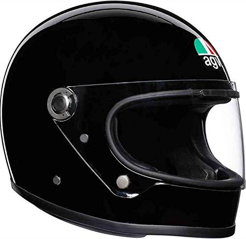 AGV エージーブイ Legends X3000 Helmet フルフェイスヘルメット ブラック ML(59~60cm)