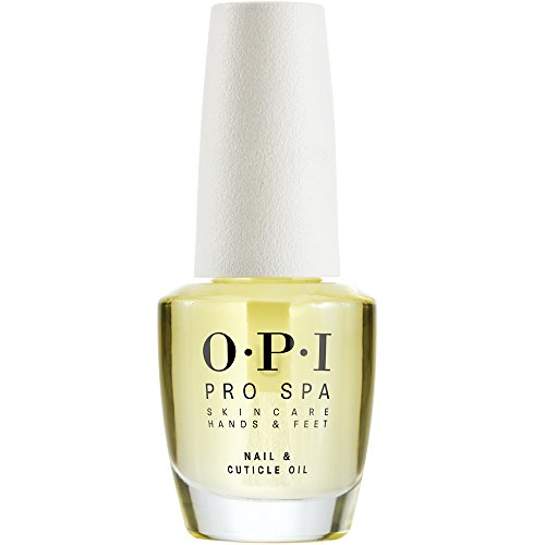 OPI ProSpa Nail & Cuticle Oil, 0.5 Fl Oz