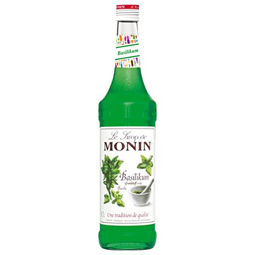 Monin Sirup Basilikum 0,7L 1er Pack