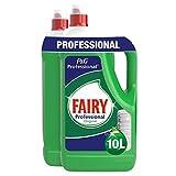 Fairy Professionale Original Detersivo Piatti a Mano Liquido, 10 L,...