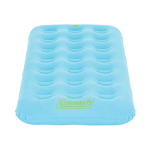 Coleman Kids Air Mattress with Soft Plush Top | EasyStay Single-High Inflatable Air Bed, Twin - 2000024251