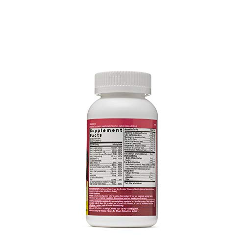 GNC milestones Teen - Multivitamin for Girls 12-17 - (Product) RED 4
