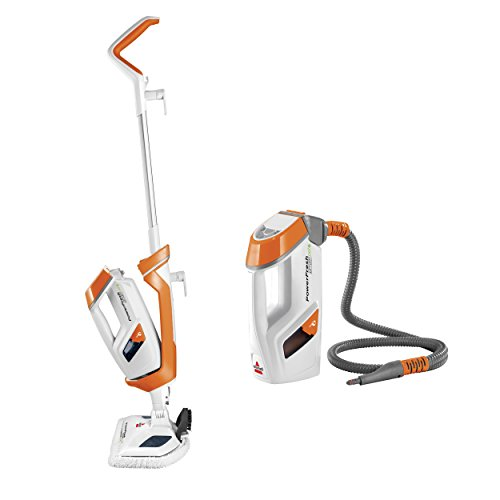 Bissell Pet Steam Mop, Steamer, Tile, Bathroom, Hard Wood Floor Cleaner