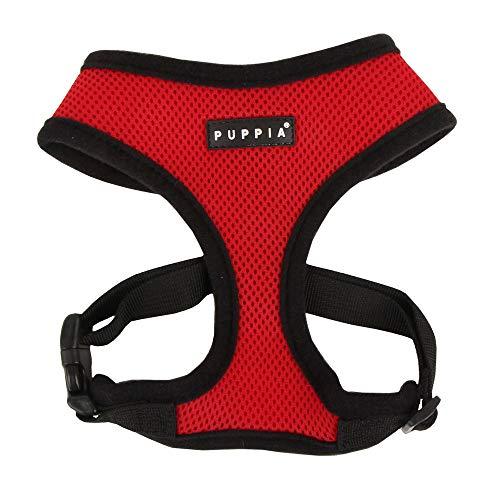 Puppia Soft Dog Harness No Choke Over-The-Head...