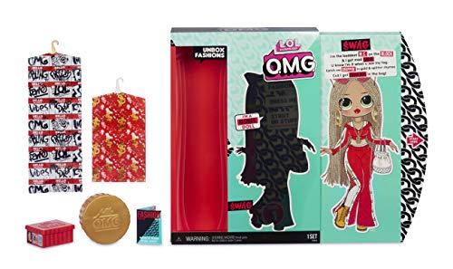 Image 7 - MGA- Poupée-Mannequin L.O.L O.M.G. Swag avec 20 Surprises Toy, 560548, Multicolore