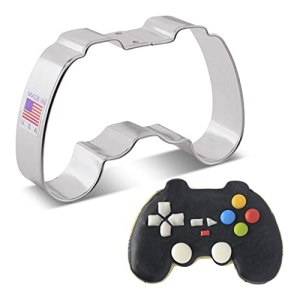 Video Game Controller Cookie Cutter