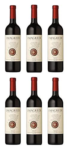 Vino Merlot Friuli Grave DOC - 6 Bottiglie