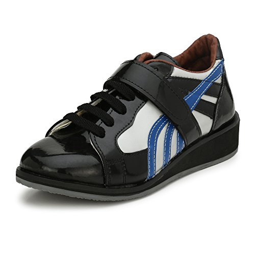 ASE Mens Professional Weightlifting Shoe (Black, Numeric_10)