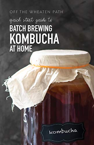 A Quick Start Guide to Batch Brewing Kombucha at Home