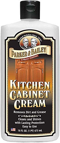 kitchen cabinet polish and cleaner