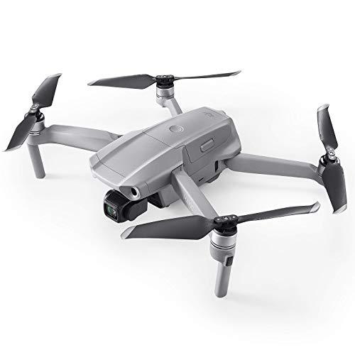 DJI Mavic Air 2 – Drohne mit 4K Video-Kamera in Ultra HD, 48 Megapixel Fotos, 1/2' Zoll CMOS-Sensor, 68,4 km/h, 34 Minuten Flugzeit, ActiveTrack 3.0, 3-Achsen-Gimbal – Grau