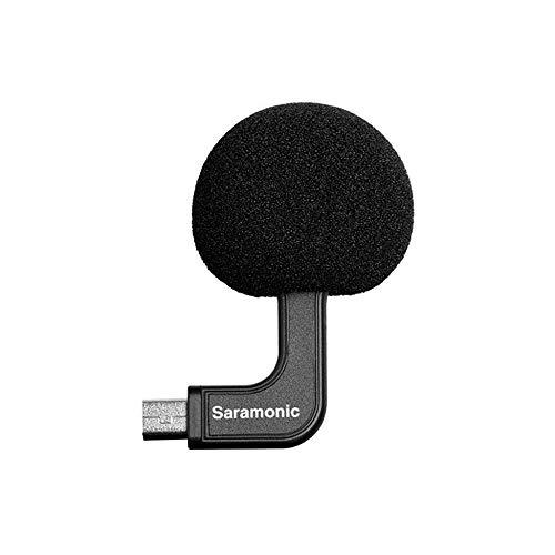 SaraMonic International microfono a condensatore per GoPro Hero4/HERO3/HERO3+