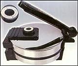 Saachi SA1650 Electric Non-Stick Roti Chapati Flat Bread Wraps/Tortilla Maker with Temperature Control
