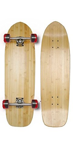 Bamboo Skateboards Pool Deck Cruiser 9' x 32'