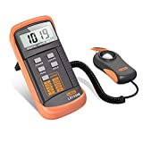 Dr.Meter 1330B-V Digital Illuminance/Light Meter, 0-200,000 Lux Luxmeter