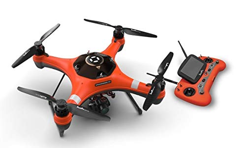 Swellpro Splash Drone 3 Plus Waterproof Drone (4 K CAMERA AND 3 AXIS GIMBAL)