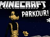 Clip: Bendy Gets Chased By Ink Bendy On Parkour!