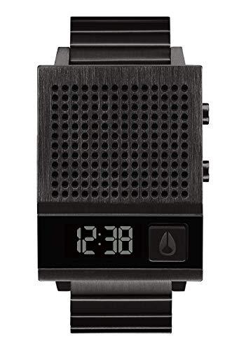 Nixon Armbanduhr Dork Too All Black