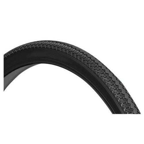 Runfort Tire(ランフォートタイヤ) 自転車タイヤ 27インチ 27×1 3/8 WO ブラック 1ペア