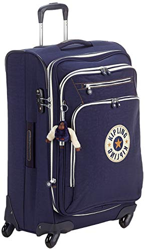 Kipling YOURI SPIN 68 Bagaglio a mano, cm, 71 liters, Blu (Active Blue Bl)