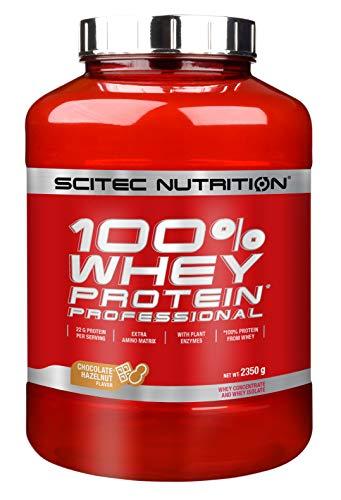 Scitec Whey Protein Professional Mezcla de Proteína de Suero,...