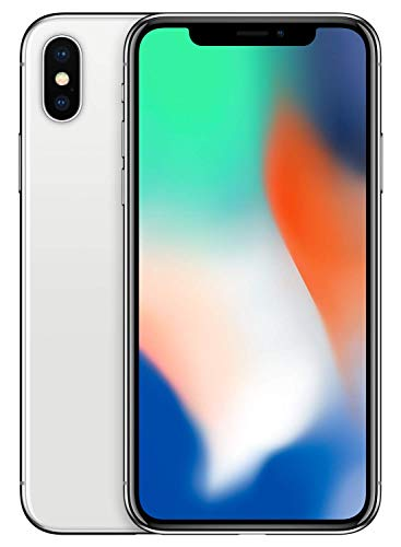 Apple iPhone X (64 GO) - Argent