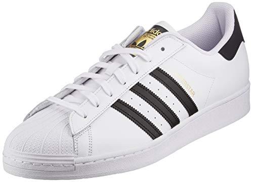 adidas Originals Superstar, Zapatillas Deportivas Hombre, Footwear White/Core Black/Footwear White, 42 EU