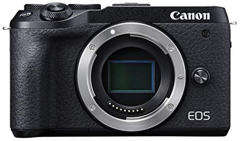 Canon ミラーレスカメラ EOS M6 Mark II (ブラック)
