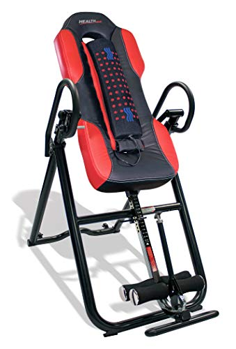 Health Gear ITM5500 Advanced Technology Inversion Table With...
