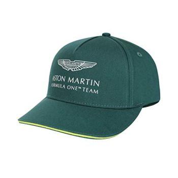 am Aston Martin F1 Official Team Cap Adults 2021 - Green