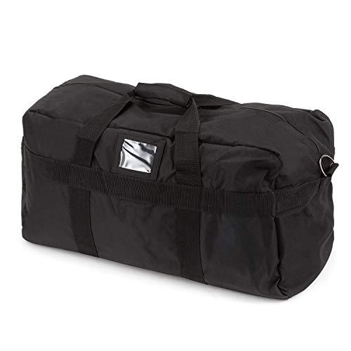 US Army Einsatztasche Sport- u.Reisetasche Nylon 57 l in verschiedenen Farben (Schwarz)