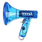 Kicko Kids Multi Voice Changer - Blue Color - Change Your Voice, Modifier - for Boys, and Girls of All Ages, Parties, Cinco de Mayo, Christmas, Events