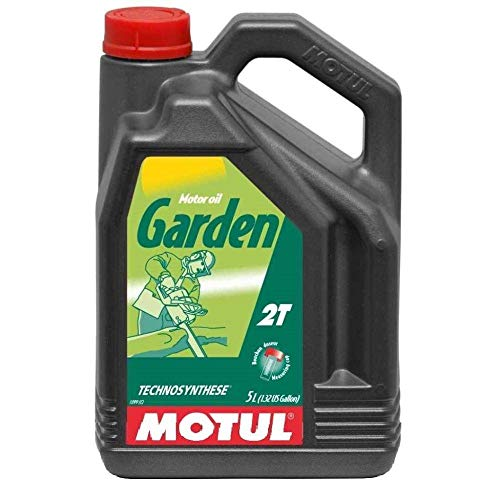 Olio lubrificante motor jardineria mezcla GARDEN 2T 5 L