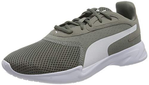 PUMA Jaro, Zapatillas de Running Hombre, Gris (Ultra Gray White), 39 EU
