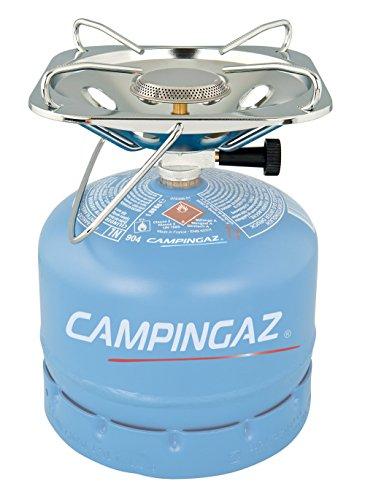 Campingaz Hornillo Gas Super Carena R, Cocina Portátil, 1 Fuego,...