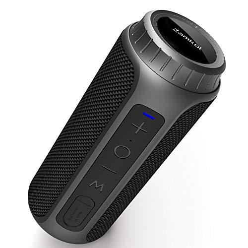 Zamkol Cassa Bluetooth, 30W Stereo Altoparlante...