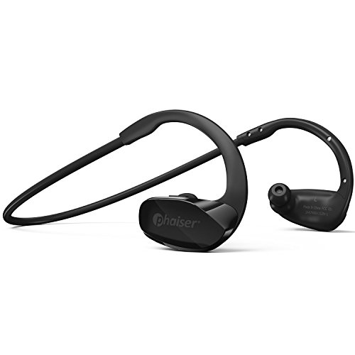 Phaiser BHS-530 Bluetooth Headphones, Wireless Earbuds Stereo Earphones for...