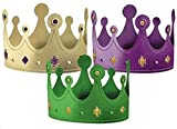 Mardi Gras Crowns