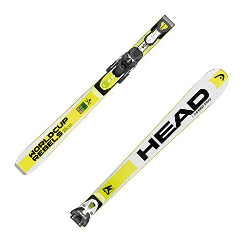 WORLDCUP REBELS ISPEED PRO + ATTACCO FREEFLEX PRO 16 STAG. 15/16 - 175, BIANCO-NERO