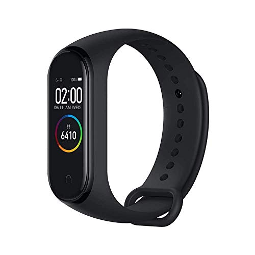 Xiaomi Smart Band 4, Unisex Adults, Black, One Size