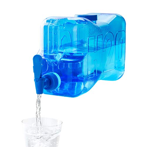 Balvi-H2OdispensadordeAguaconCapacidadde5,5litrosenplásticoPETG
