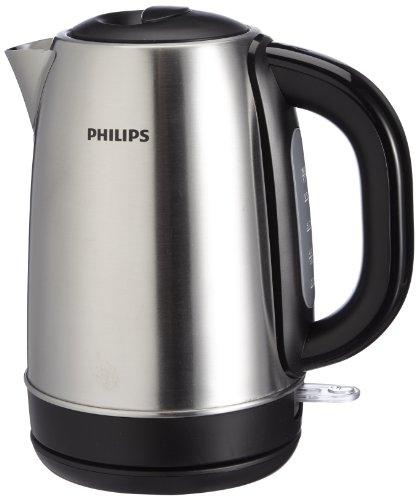 Philips HD9320/20 - Hervidor de agua, 1,7 litros, 2200 W, filtro antical, sistema de seguridad de cuatro niveles