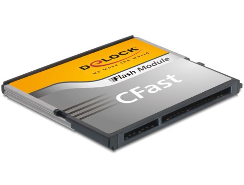 DeLOCK CFast card TypeI 64GB 54556